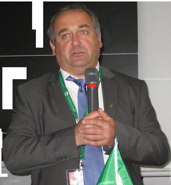 Antonio Dosi, Presidente Cia Emilia Romagna